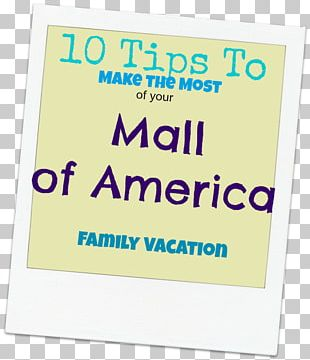 Mall Of America Shopping Centre Travel Vacation PNG