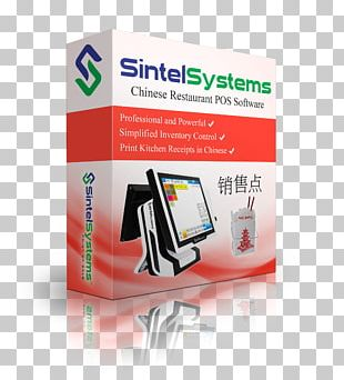 Point Of Sale Sintel Systems Sales Fast Food Restaurant Franchising PNG