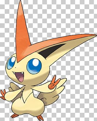 Victini Pokemon PNG