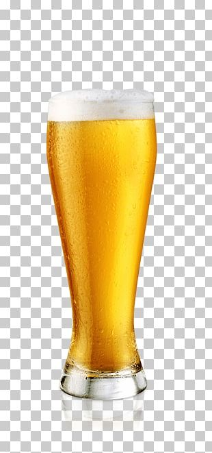 Wheat Beer Pilsner Beer Glasses Drink PNG