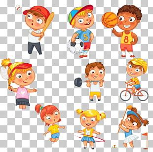 Cartoon Character Sport Stock Photography PNG