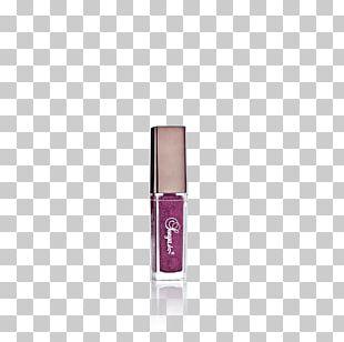 Nail Polish Lip Gloss Lipstick Magenta PNG