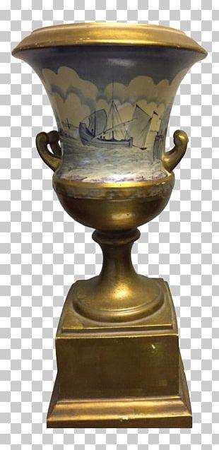 Vase Bronze 01504 Antique Urn PNG