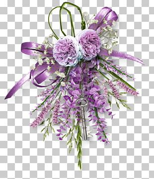 Violet Flower Purple Rose Lavender PNG