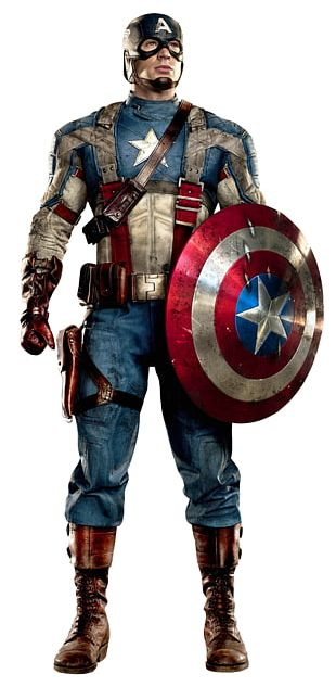 Captain America Bucky Barnes Costume Marvel Cinematic Universe Film PNG