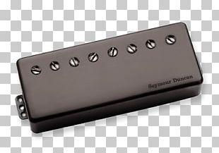 Pickup Eight-string Guitar Humbucker Seymour Duncan PNG