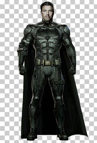 Batman Cyborg Superman Concept Art PNG