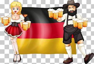 Germany Oktoberfest Illustration PNG