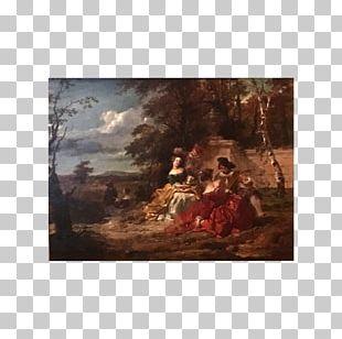 Painting 18th Century Artist 1700s Genre Art PNG
