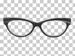 Cat Eye Glasses Eyeglass Prescription Browline Glasses Sunglasses PNG