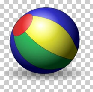 Beach Ball Cartoon Drawing PNG