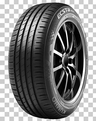 Car Kumho Tire Exhaust System Tyre Label PNG
