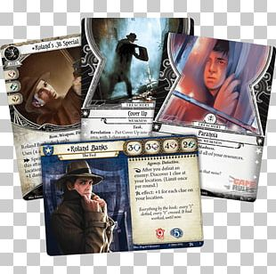 Arkham Horror: The Card Game Call Of Cthulhu: The Card Game Set PNG