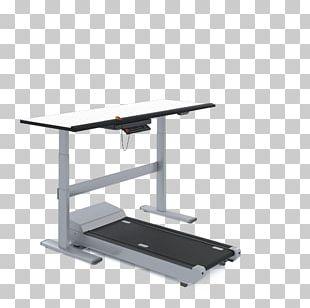 Treadmill Desk Standing Desk Office Steelcase PNG