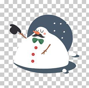 Snowman Euclidean Computer File PNG