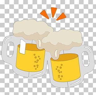 Beer Glasses Coffee Cup Drink PNG