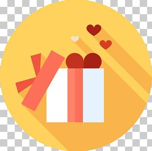Computer Icons Gift Valentine's Day Share Icon Love PNG