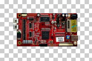 Microcontroller Computer Hardware TV Tuner Cards & Adapters Electronics Network Cards & Adapters PNG