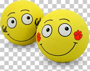 Beach Ball Golf Balls Smiley Stress Ball PNG