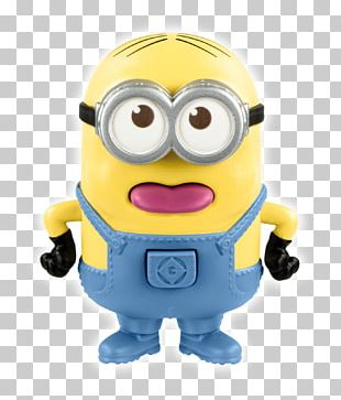 McDonald's #1 Store Museum Minions Happy Meal Banana PNG