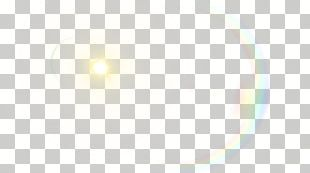 Rainbow Lens Flare PNG