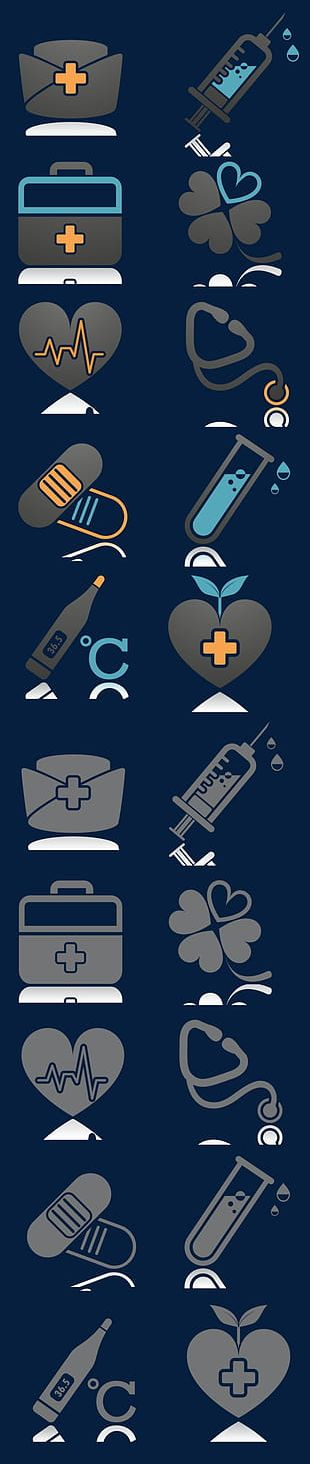 Medical Icons PNG