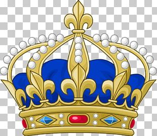 France Crown Coroa Real Royal Family Coronet PNG