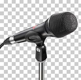 Microphone Georg Neumann Neumann KMS 104 Condensatormicrofoon Neumann KMS 105 PNG