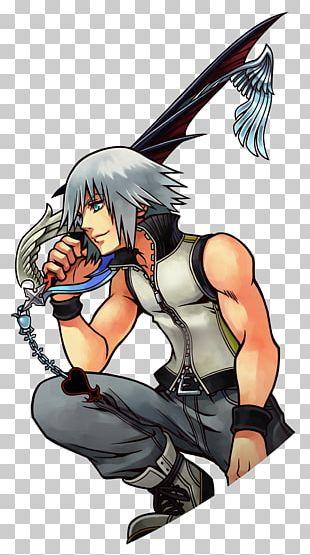 Kingdom Hearts 3D: Dream Drop Distance Riku Xehanort 3D Computer Graphics PNG