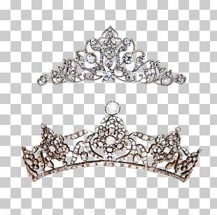 Headpiece Crown Diamond PNG