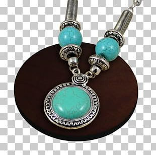 Jewellery Charms & Pendants Gemstone Turquoise Necklace PNG