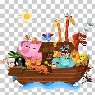 Noah's Ark Child PNG
