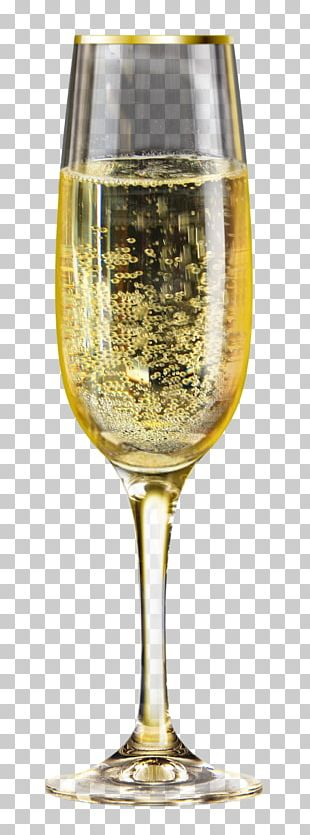 Champagne Glass Sparkling Wine Champagne Cocktail PNG