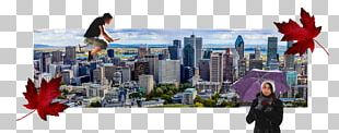 City Montreal Recreation PNG