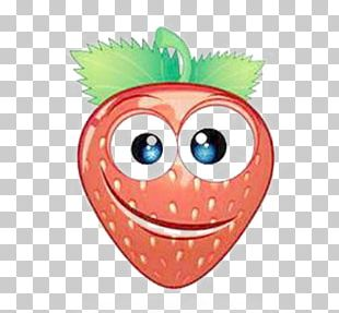 Strawberry Auglis PNG