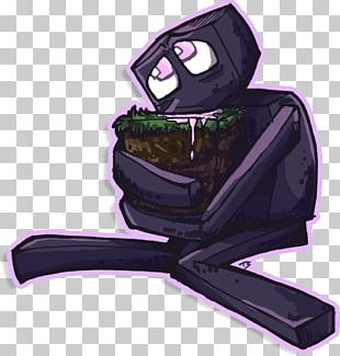 Minecraft Drawing Cuteness Fan Art Enderman PNG