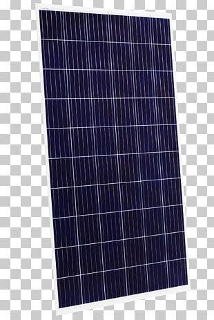 Solar Panels Solar Energy Photovoltaics Monocrystalline Silicon PNG