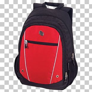 Bag Backpack Red Bedürfnis PNG