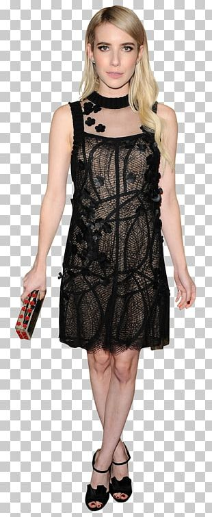 Cocktail Dress Clothing Fashion Little Black Dress PNG