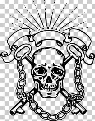 Human Skull Symbolism Human Skeleton Skull And Crossbones PNG
