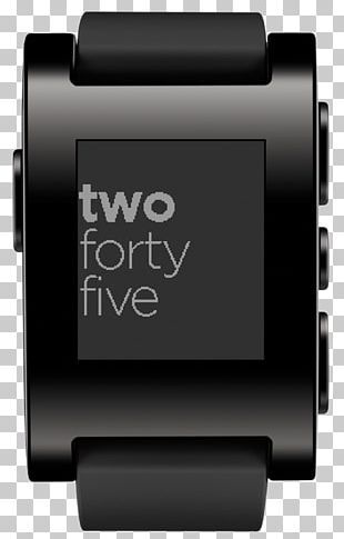 Pebble Time Smartwatch Android PNG