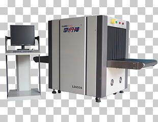 X-ray Generator Backscatter X-ray Machine Technology PNG