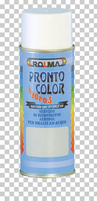 Aerosol Paint Aerosol Spray RAL Colour Standard Color PNG