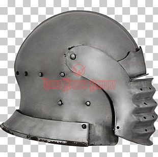Helmet Sallet Gorget Components Of Medieval Armour Knight PNG
