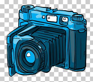Single-lens Reflex Camera PNG