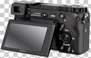 Mirrorless Interchangeable-lens Camera Camera Lens Digital SLR Single-lens Reflex Camera PNG