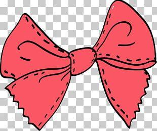 Pink Bowknot PNG