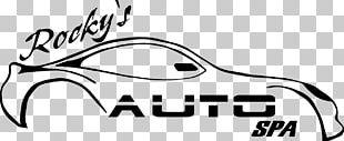 Car Rocky's Auto Spa Auto Detailing Vehicle Automobile Repair Shop PNG