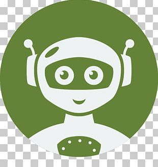 Chatbot Logo Robotics PNG
