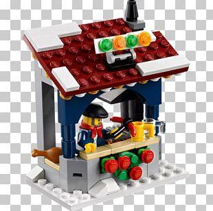 LEGO 10235 Creator Winter Village Cottage Lego Creator Lego City The Lego Group PNG